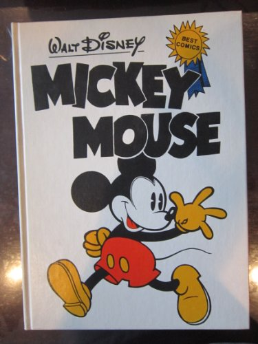 Walt Disney's Mickey Mouse ([Walt Disney best comics series]) (9780896590052) by Not Available