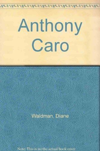 9780896592308: Anthony Caro