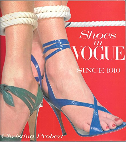 9780896592414: Shoes in Vogue Since 1910 (Gift Line)