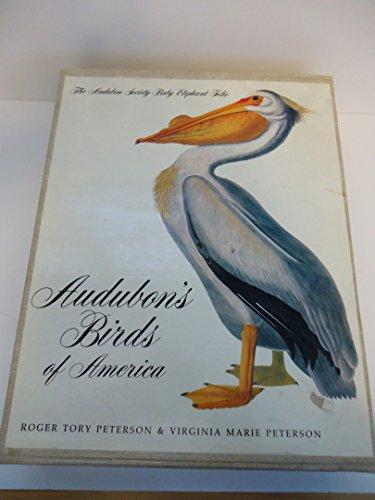 Audubon's Birds of America Slipcased Edition: Roger Tory Peterson,