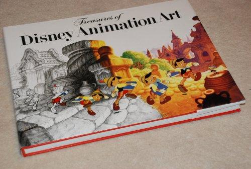 9780896593152: Treasures of Disney Animation Art