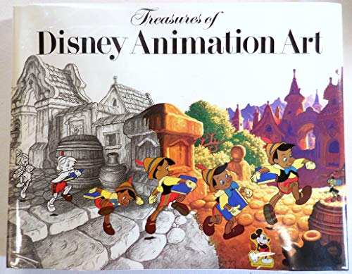 Treasures of Disney Animation Art: Canemaker, John, introduction; Robert E. Abrams, preface