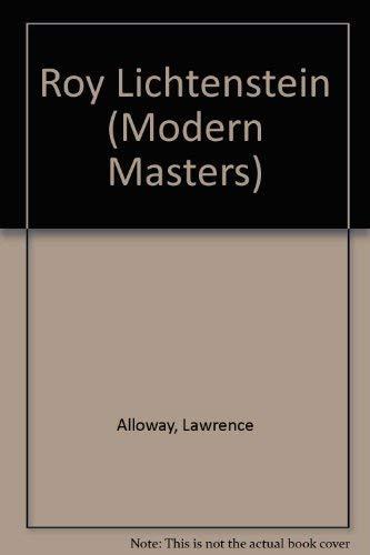 Roy Lichtenstein: Alloway, Lawrence