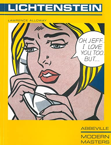 Roy Lichtenstein. Modern Masters Series Vol.1.