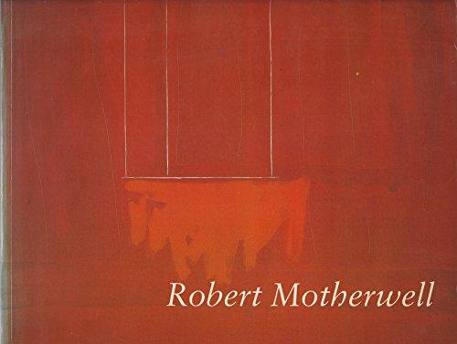 9780896593886: Robert Motherwell
