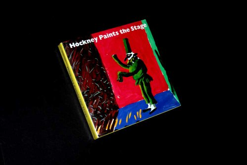 Hockney Paints the Stage: Friedman, Martin -