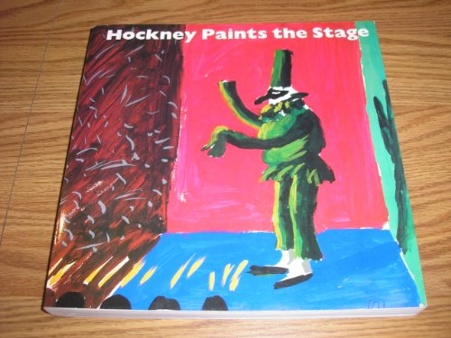 9780896593978: Hockney Paints the Stage