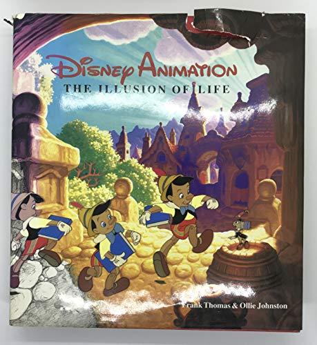 9780896594982: Disney Animation: The Illusion of Life
