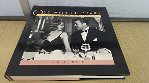 9780896595729: Out With the Stars: Hollywood Nightlife in the Golden Era