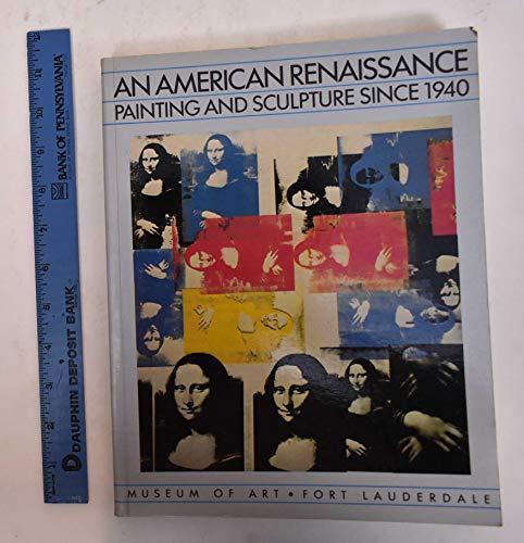 An American Renaissance: Painting and Sculpture Since: Hunter, Sam