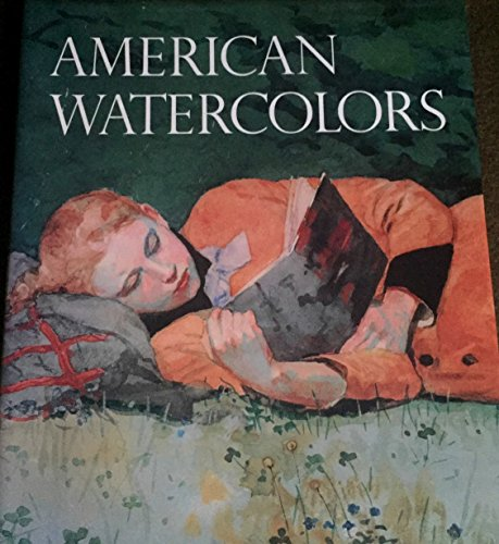 9780896596542: American watercolors