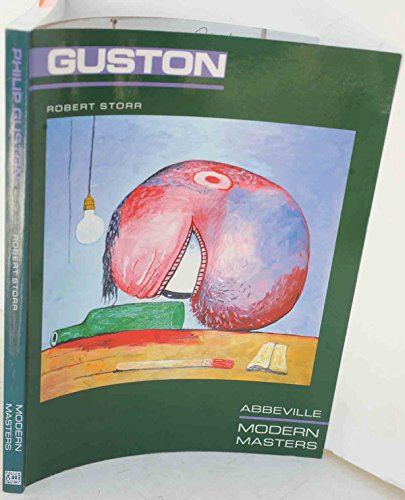 9780896596566: Philip Guston (Modern Masters Series)