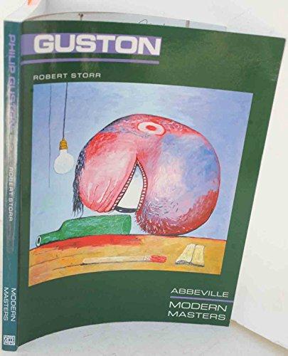 Philip Guston (Modern Masters Series): Storr, Robert
