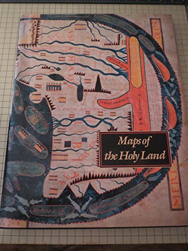 9780896596580: Maps of the Holy Lands: Images of Terra Sancta Through Two Millenia