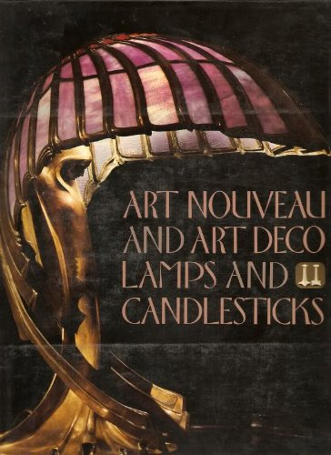 Art Nouveau and Art Deco Lamps and Candlesticks: Uecker, Wolf