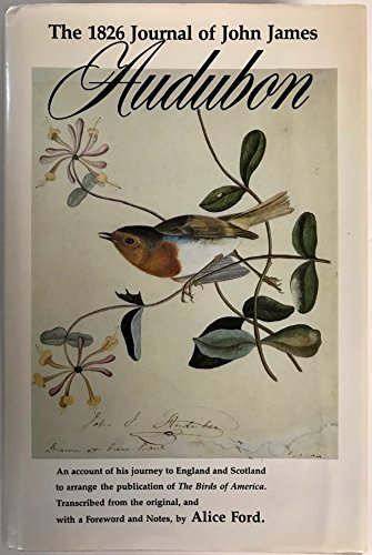 9780896596894: The 1826 Journal of John James Audubon