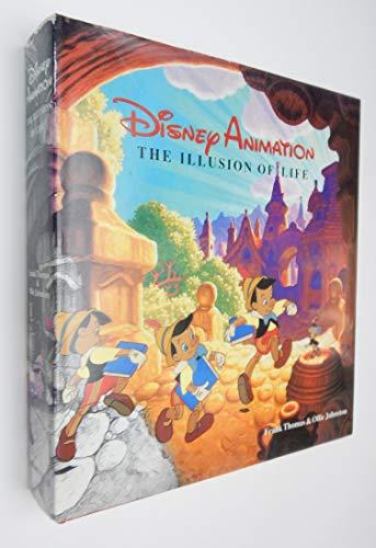 Disney Animation: The Illusion of Life: Johnston, Ollie; Thomas, Frank