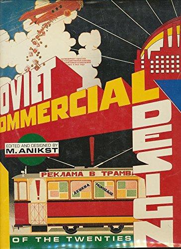 9780896597662: Soviet Commercial Design of the Twenties