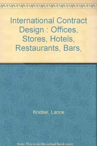 International Contract Design: Knobel, Lance