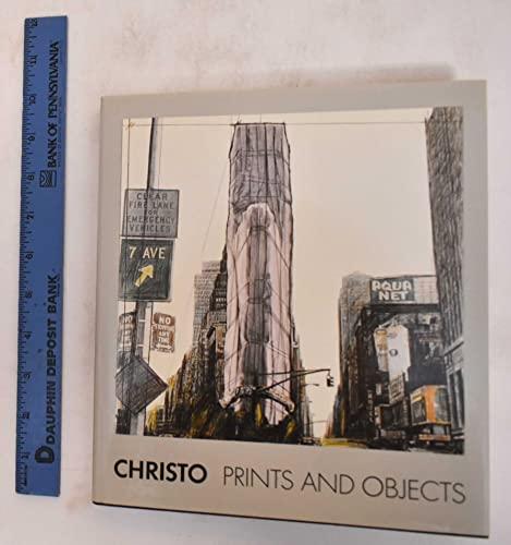 9780896597969: Christo Prints and Objects, 1963-1987: A Catalogue Raisonne