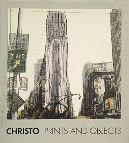 Christo prints and objects, 1963-1987. A Catalogue: Christo - Schellmann,
