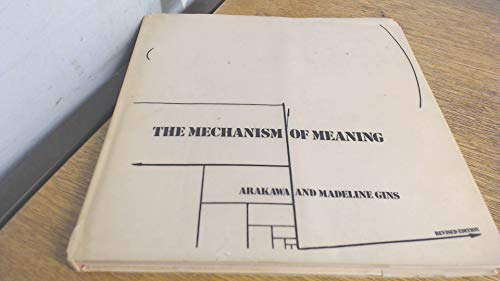9780896598096: Mechanism of Meaning