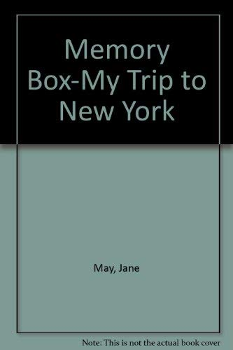 9780896598737: My Trip to New York City Memory Box/Book With Box