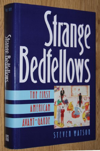 9780896599345: Strange Bedfellows: First American Avant-garde (Penn State Series in German)