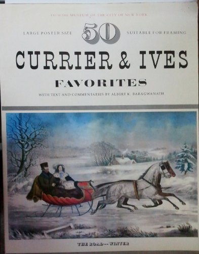 50 Currier & Ives favorites, from the: Currier & Ives