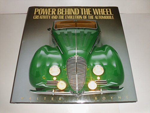 9780896600188: Power Behind the Wheel: Creativity and the Evolution of the Automobile