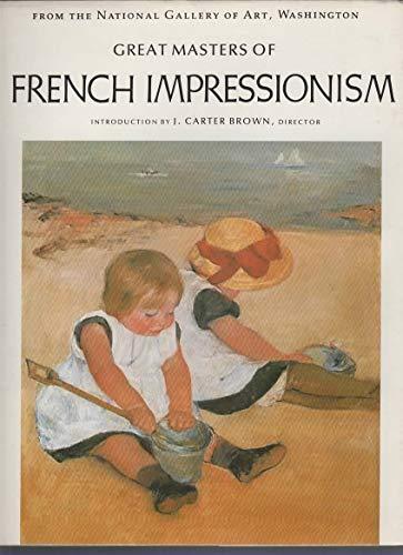 Great Masters of French Impressionism: Diane Kelder