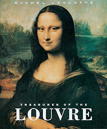 Treasures of the Louvre (0896600378) by Michel Laclotte