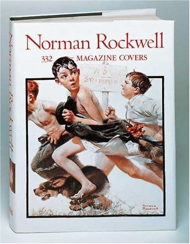 9780896600584: ROCKWELL NORMAN 332 MAGAZINE COVERS GEB