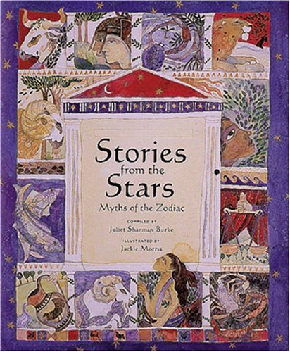 9780896601055: Stories from the Stars: Greek Myths of the Zodiac (Abbeville Anthologies)