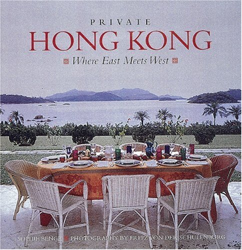 9780896601079: Private Hong Kong: Where East Meets West
