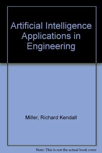 9780896710924: Artificial Intelligence Applications in Engineering