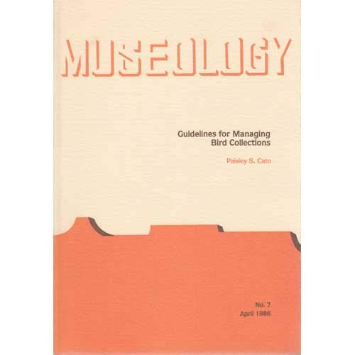 9780896721302: The Care of Tanned Skins in Mammal Research Collections (Museology, No 6)