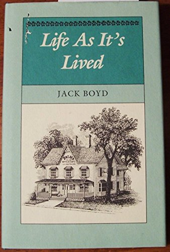 9780896722071: Life As It's Lived: The Cedar Gap Archives, Volume 1