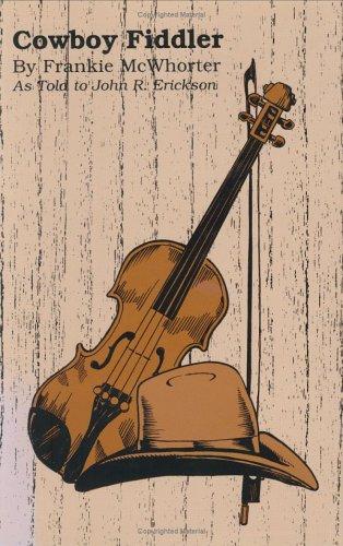 9780896722484: Cowboy Fiddler