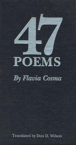 47 Poems: Cosma, Flavia; Wilson, Don D.