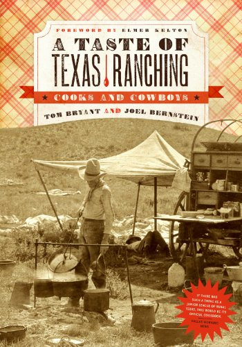 9780896723481: A Taste of Texas Ranching: Cooks and Cowboys