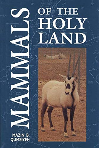 9780896723641: Mammals of the Holy Land