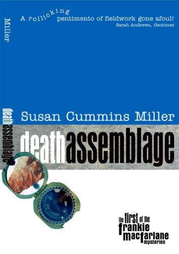 9780896725171: Death Assemblage (Frankie MacFarlane Mysteries, Book 1)