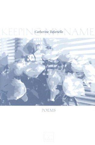 9780896725294: Keeping My Name (Walt McDonald First-Book Series)