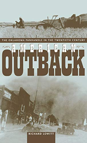 9780896725584: American Outback: The Oklahoma Panhandle in the Twentieth Century (Plains Histories)