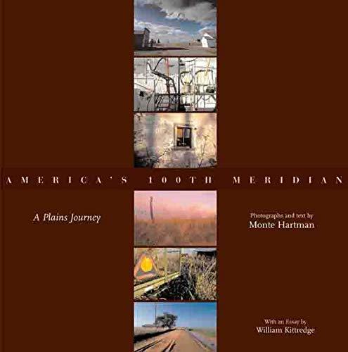 9780896725614: America's 100th Meridian: A Plains Journey (Plains Histories)