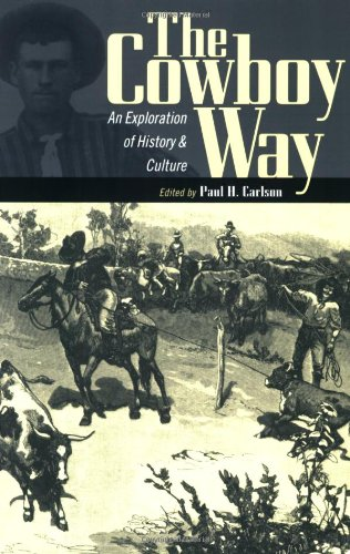 9780896725836: The Cowboy Way: An Exploration of History and Culture