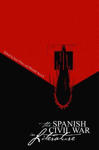 9780896725980: The Spanish Civil War in Literature (Studies in Comparative Literature)