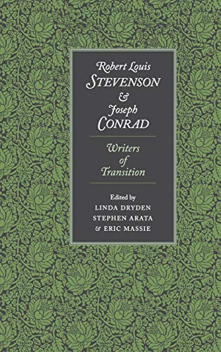9780896726536: Robert Louis Stevenson and Jospeh Conrad: Writers of Transition