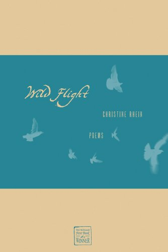 9780896726673: Wild Flight (Walt McDonald First-Book Series)